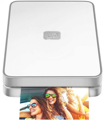 Life Print Photo and Video Printer: Portable Photo Printer