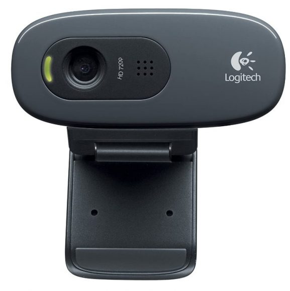 Logitech Webcam C270 (1280 x 720 pixels): Webcam