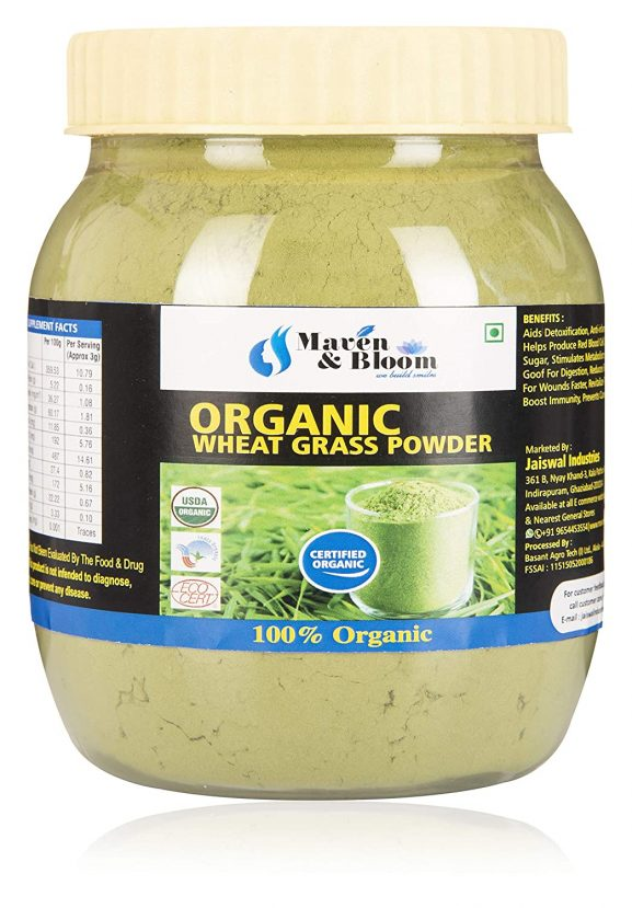Maven & Bloom - WheatGrass Powder.jpg
