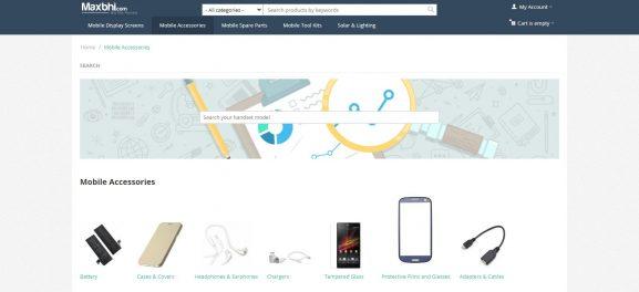 Maxbhi: Site Like Bewakoof.com