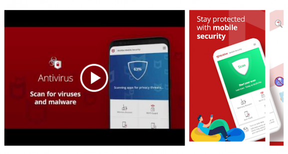 Mcafee Mobile Security App