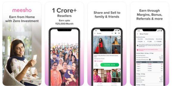 Meesho: Money Making App