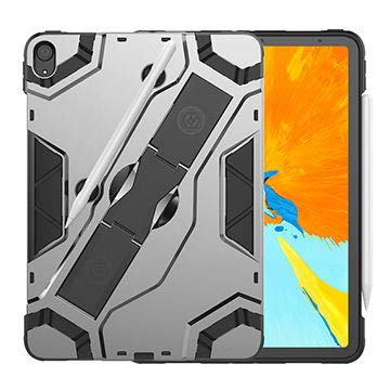Mobifuse Rugged Armor Shockproof Kickstand Back Cover - iPad Pro 11 Cases
