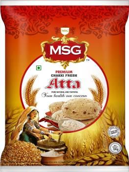 Msg Premium Chakki Fresh Atta: Atta Brand