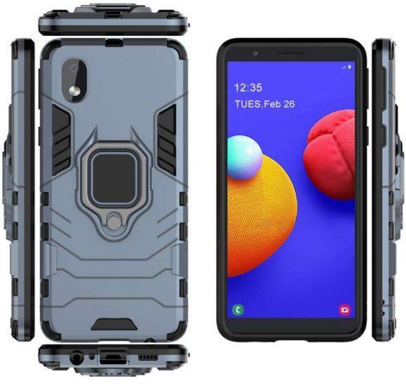 Newlike Case: Samsung M01 Core Cover