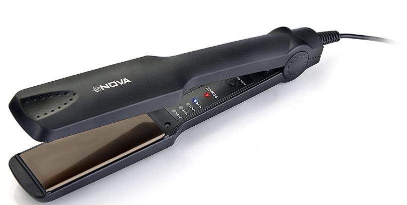 Nova NHS 860 Hair Straightener: Hair Straightener