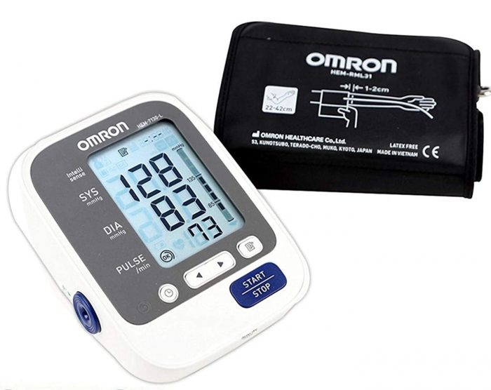 OMRON HEM-7130 L Blood Pressure Monitor: Blood Pressure Monitor
