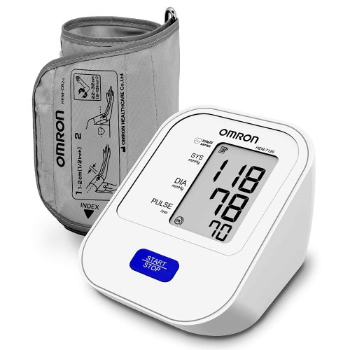 Omron HEM 7120 Fully Automatic Digital Blood Pressure Monitor: Blood Pressure Monitor