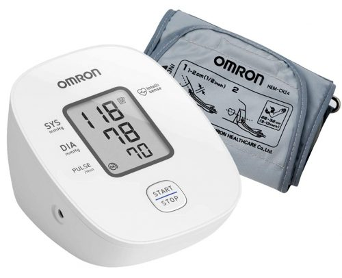 Omron HEM 7121J Fully Automatic Digital Blood Pressure Monitor: Blood Pressure Monitor