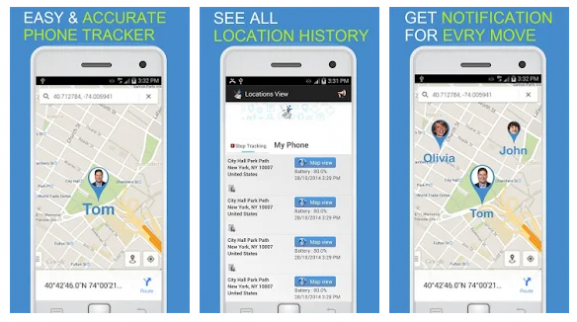 Phone Tracker By Number: Free App To Track A Mobile