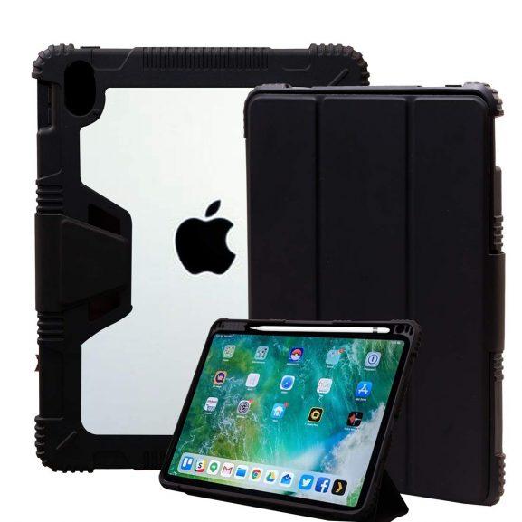 ProElite Rugged Shockproof Armor Smart flip Cover for Apple iPad Pro 11 - Best iPad Pro 11 Cases (2020)