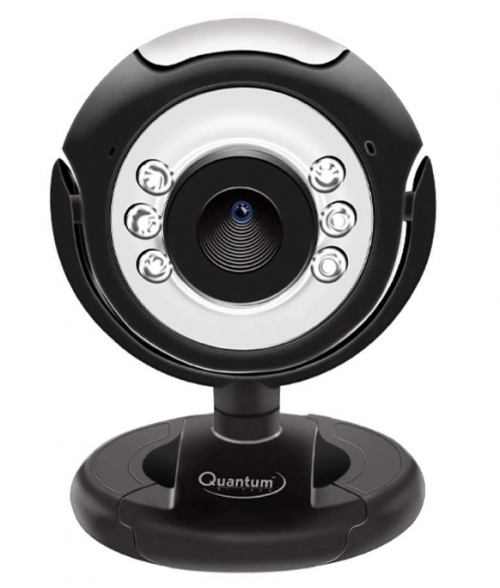 Quantum QHM495LM 25MP Web Camera: Webcam