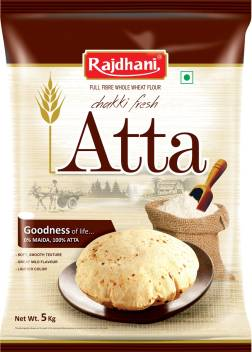 Rajdhani Chakki Atta: Atta Brand