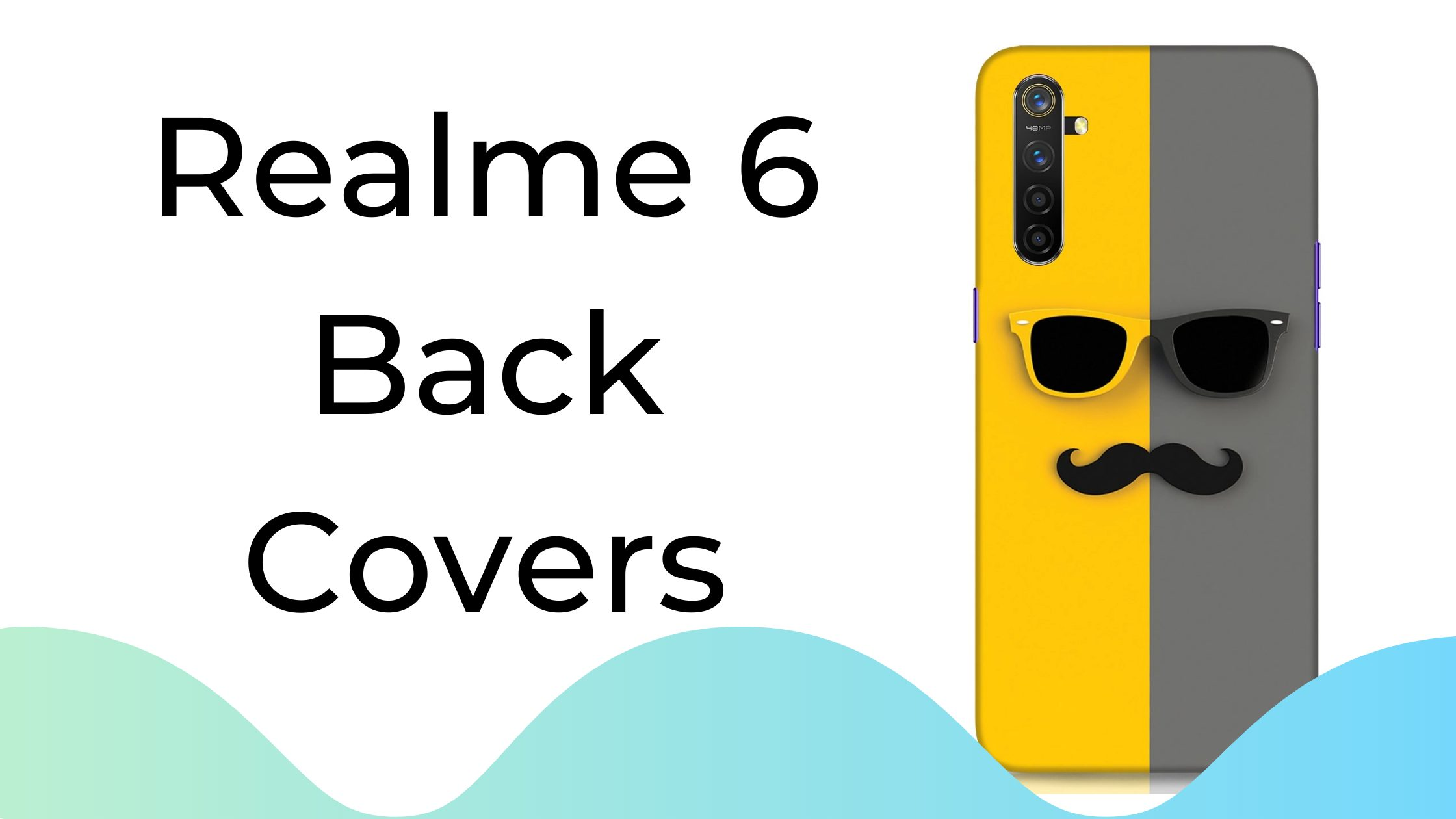 Realme 6 Back Covers