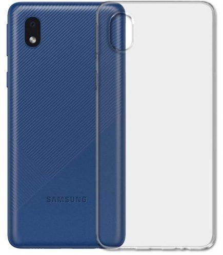 SKMO Back Cover Case: Samsung M01 Core Cover