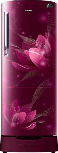Samsung 192 L 4 Star Single Door Refrigerator: Refrigerator Under 20,000