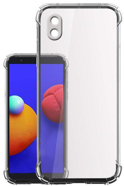 Samsung Galaxy M01 Core Bumper Case: Samsung M01 Core Cover