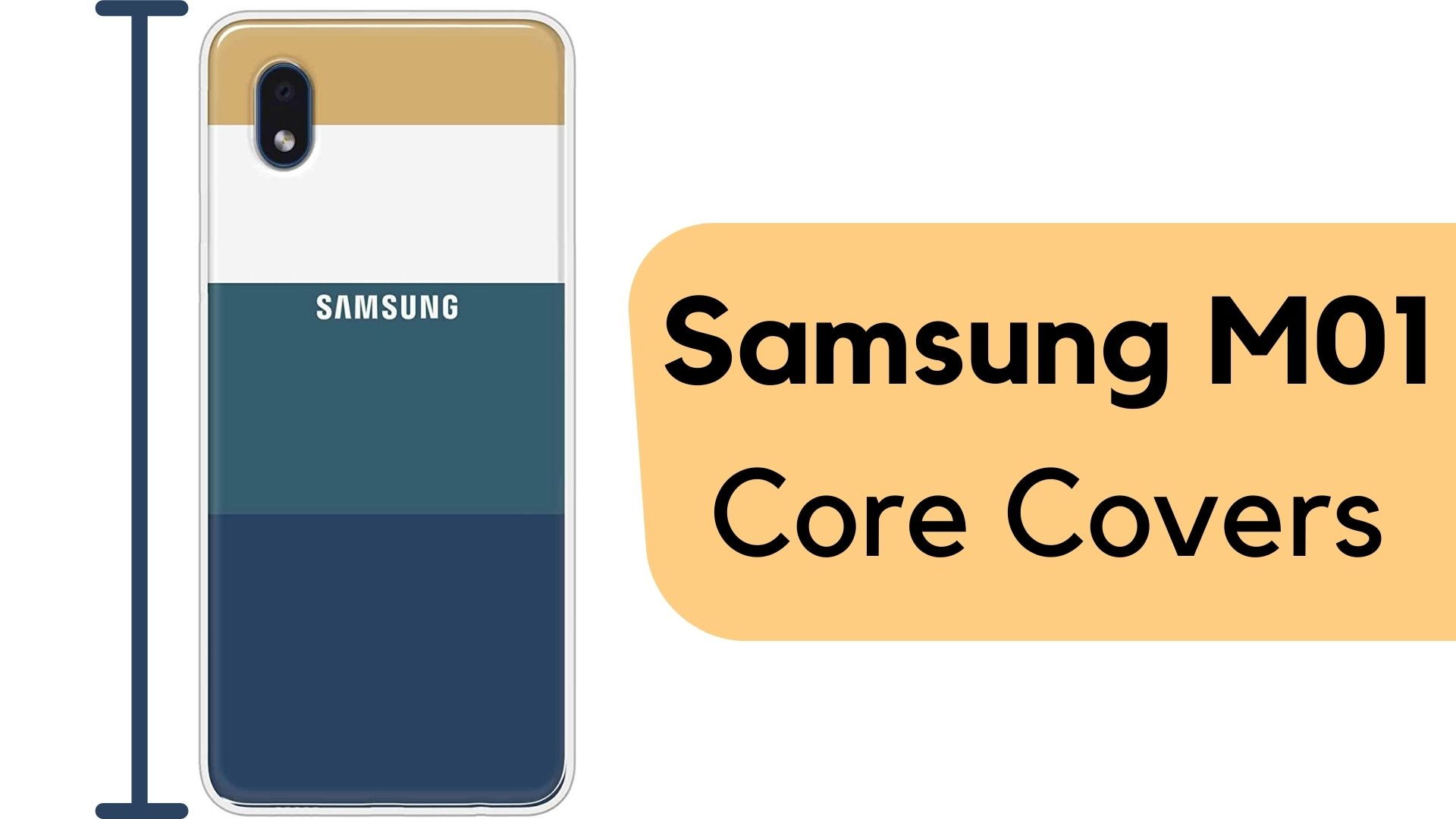 Samsung M01 Core Covers