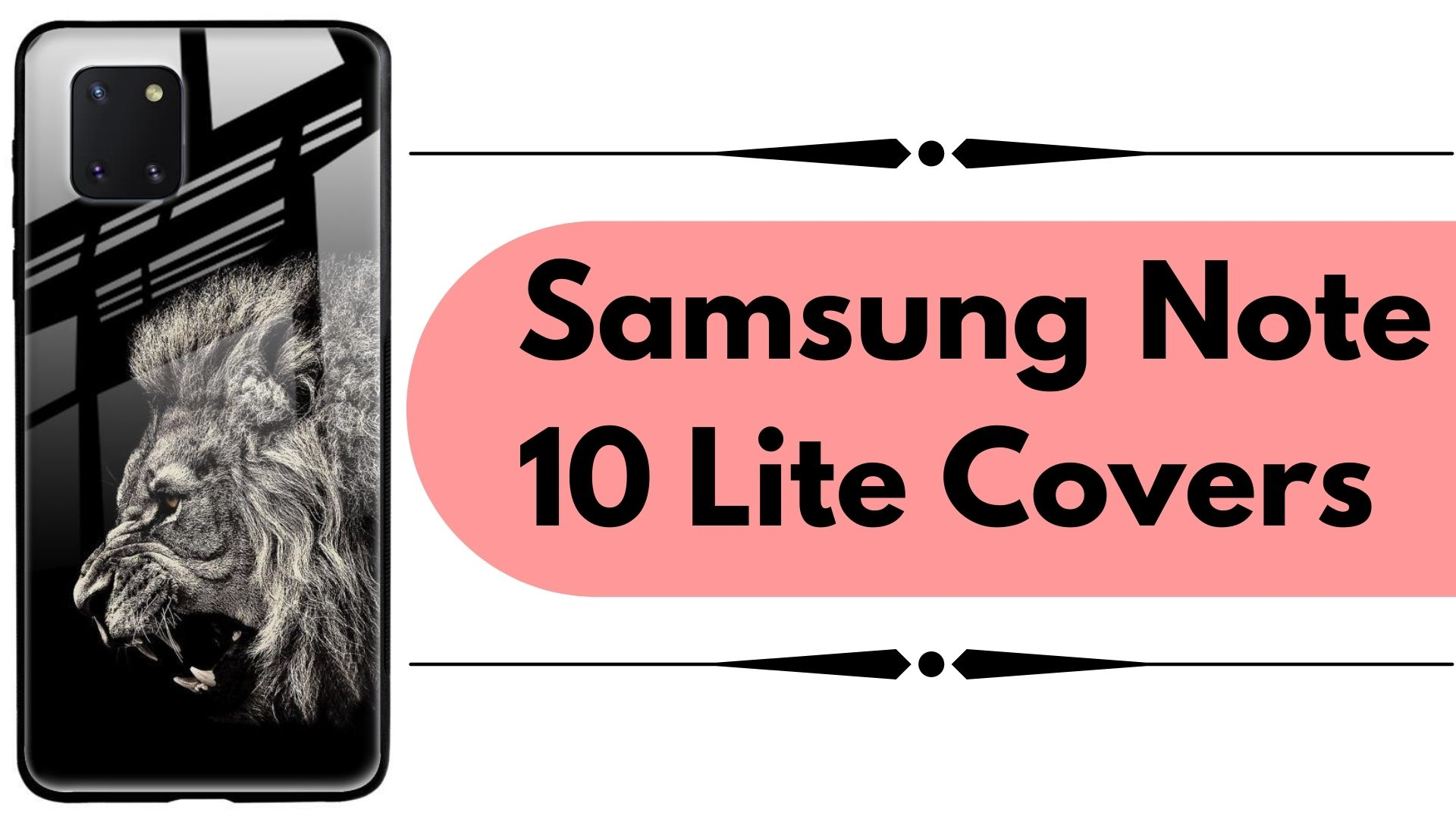 Samsung Note 10 Lite Covers