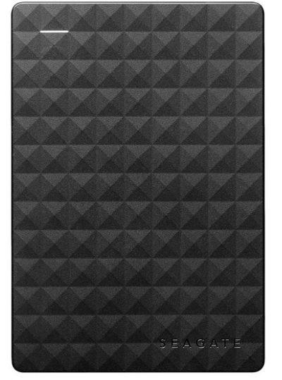 Seagate Expansion Portable 2TB External Hard Drive: External Hard Drive