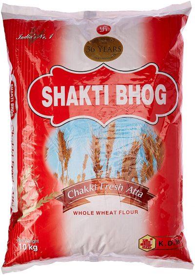 Shakti Bhog Atta: Atta Brand