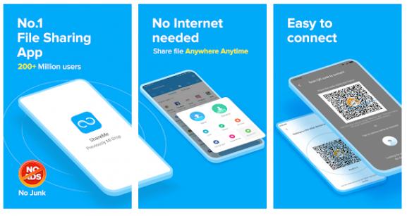 ShareMe: Mobile Cleaner App