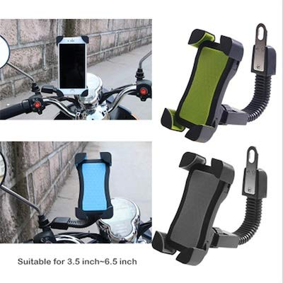 System Breaker 111 360 Bike and Scooty Holder: Mobile Holder for Bike