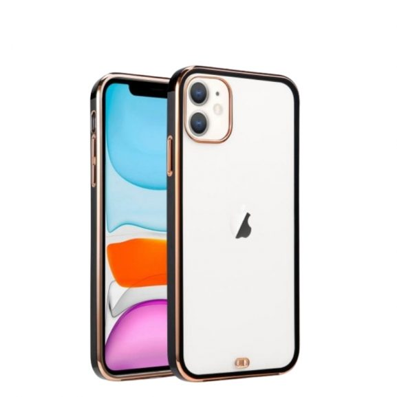 Trenx Luxurious Chrome Case for iPhone 12/12 PRO