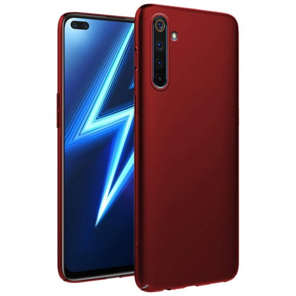 True Objects Back Cover Case for Realme 6 Pro