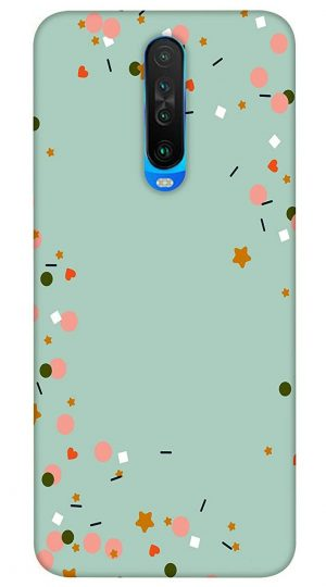 VediArt Back Cover: Back Case for Redmi Poco X2