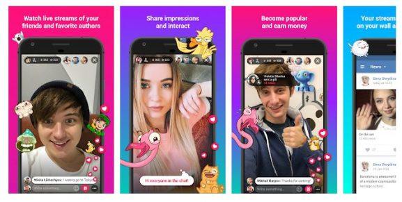 Vk Live - Live Sreaming App