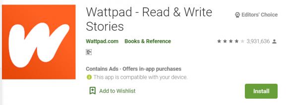 WATTPAD - best E-book reader app.png