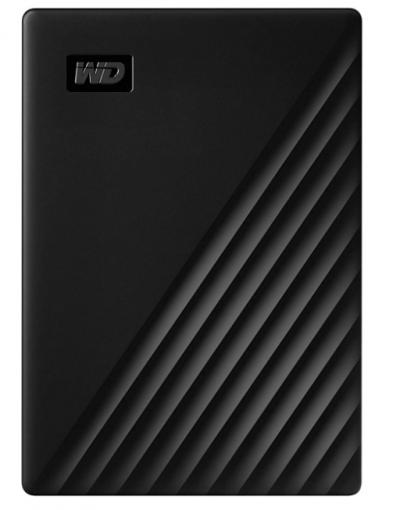 Western Digital WD 2TB Portable External Hard Drive: External Hard Drive