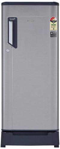 Whirlpool 215 L 3 Star Single Door Refrigerator: Refrigerator Under 20,000