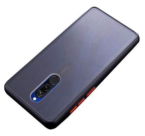 YES2GOOD Smoke Case Cover: Back Case for Redmi Poco X2