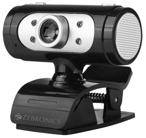 Zebronics Zeb-Ultimate Pro Web Camera: Webcam