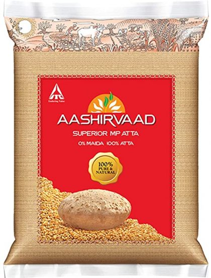 Aashirvaad Atta: Atta Brand