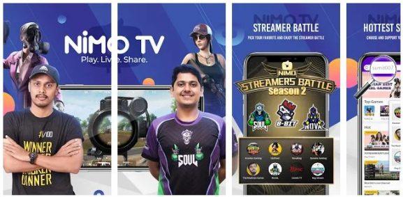 nimo Tv : Live Streaming App