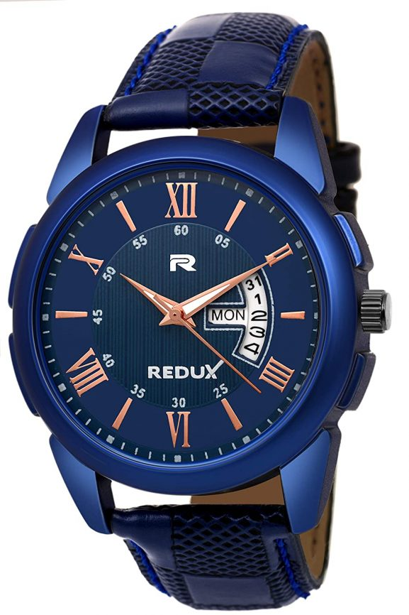 A Leather Belt Watch