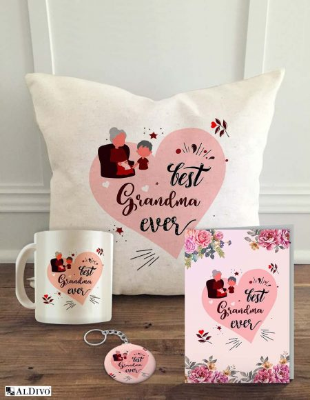 ALDIVO Combo Gift Pack for Grandma: Gifts For Grandmother