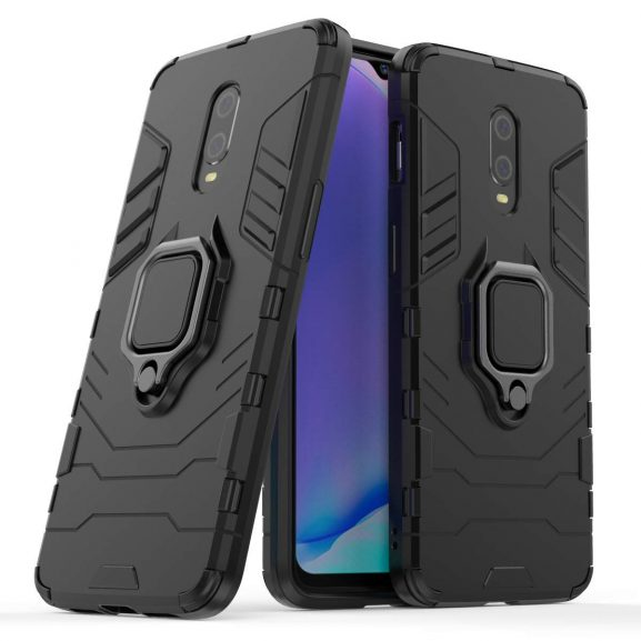 Aarnik Luxury Armor: OnePlus 6T Cover