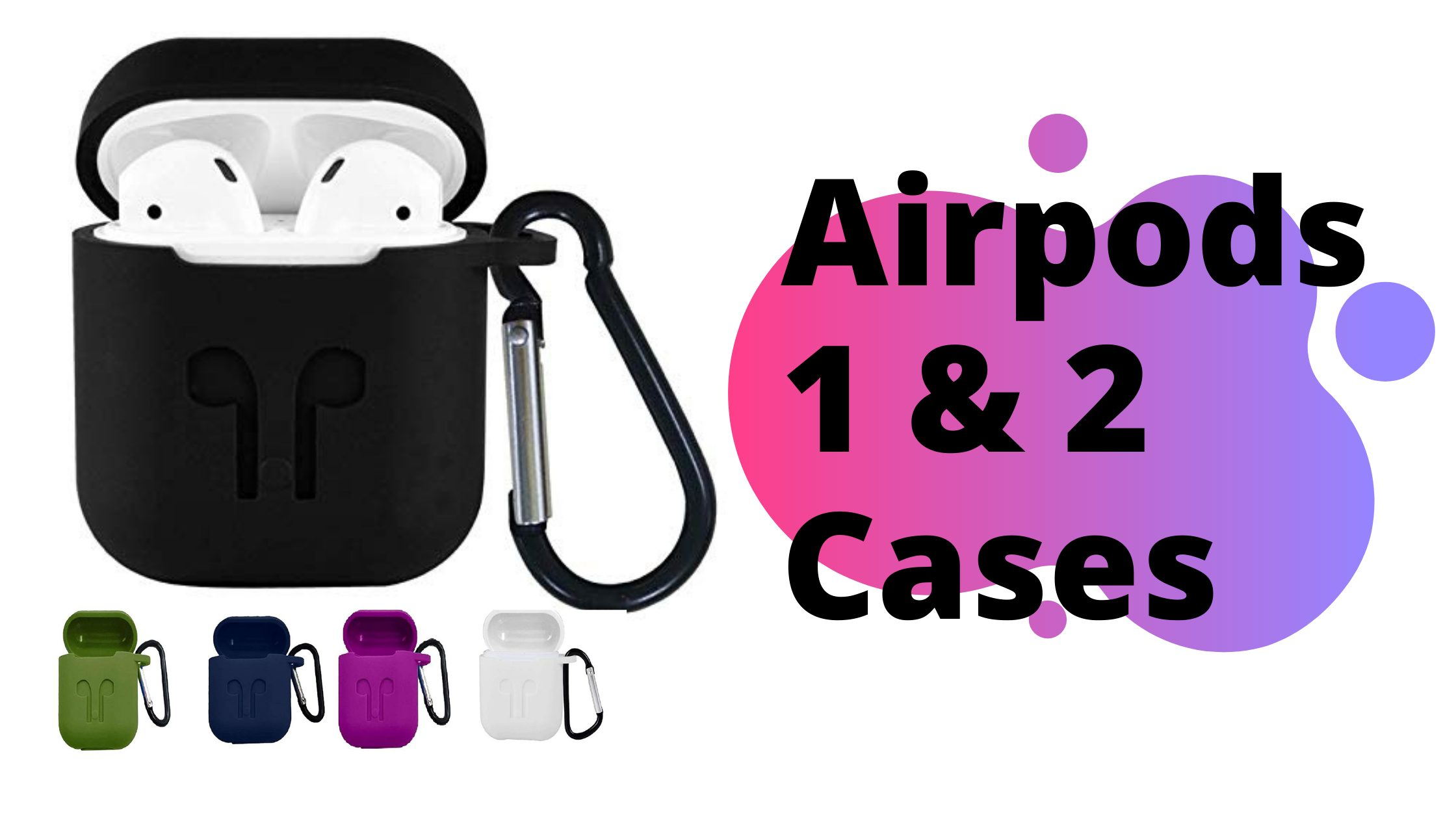 Airpods 1 & 2 Cases