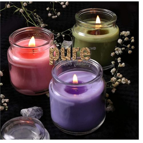 Aromatic Candle Set: Diwali Gift For Employees