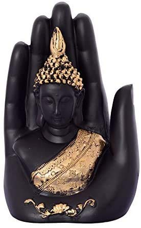 Asian Multi-store hub Buddha idol Statue Showpiece for Home Decoration