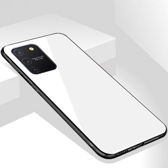 Avianna Protective Glass Case: Samsung Galaxy S10 Lite Case