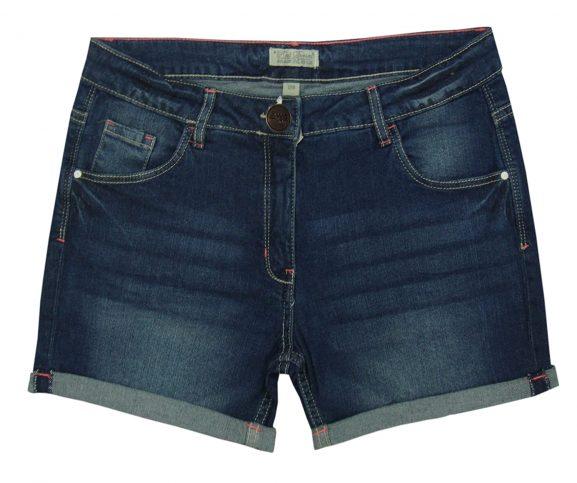 BMS Denim Shorts for Girls: Shorts For Girl