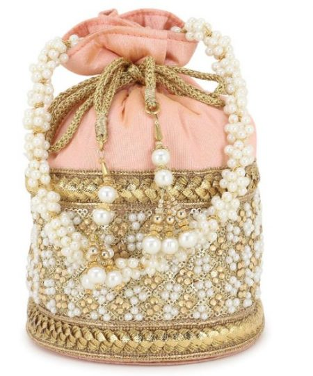 Bag Boutique Traditional Potli: Gifts For Grandmother