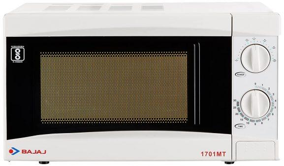 Bajaj 17 Litres Solo Microwave Oven: Microwave Oven