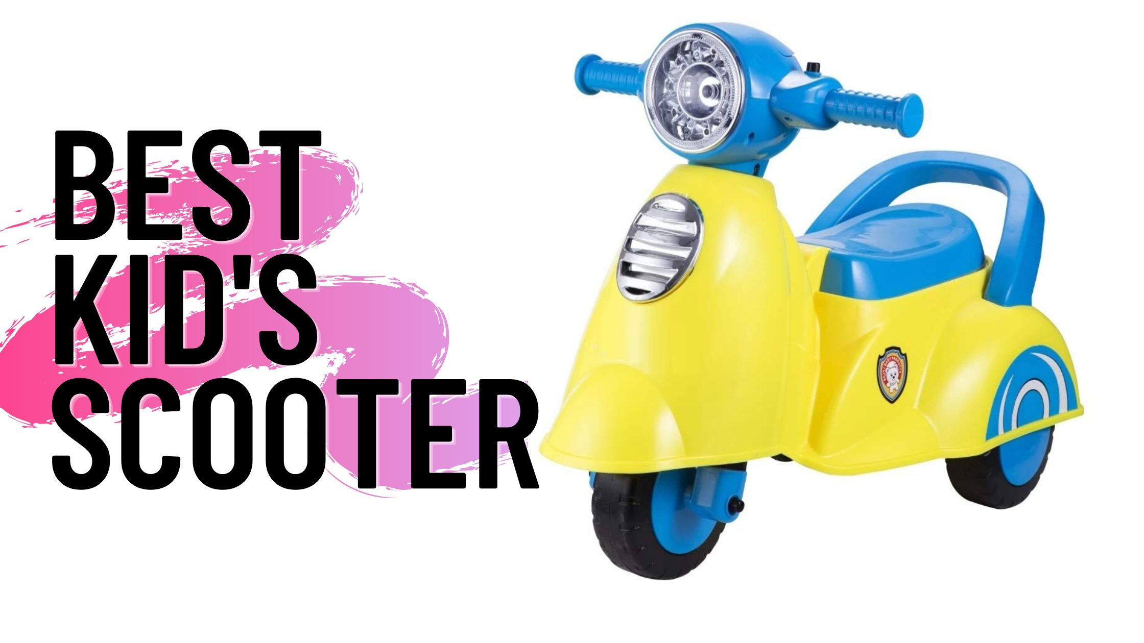 Best Kid's Scooter
