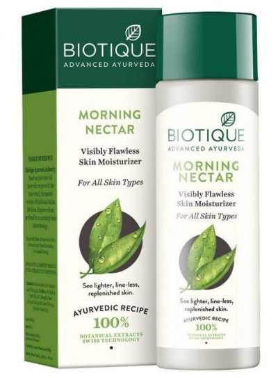 Biotique Morning Nectar Body Lotion: Body Lotion